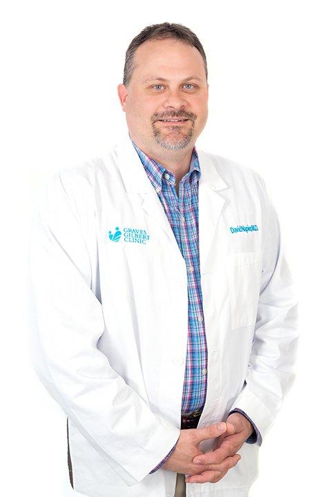 Dr. David Napier, M.D.