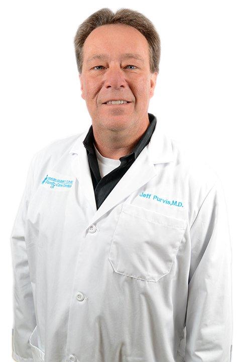 Dr. Jeffrey Purvis, M.D.