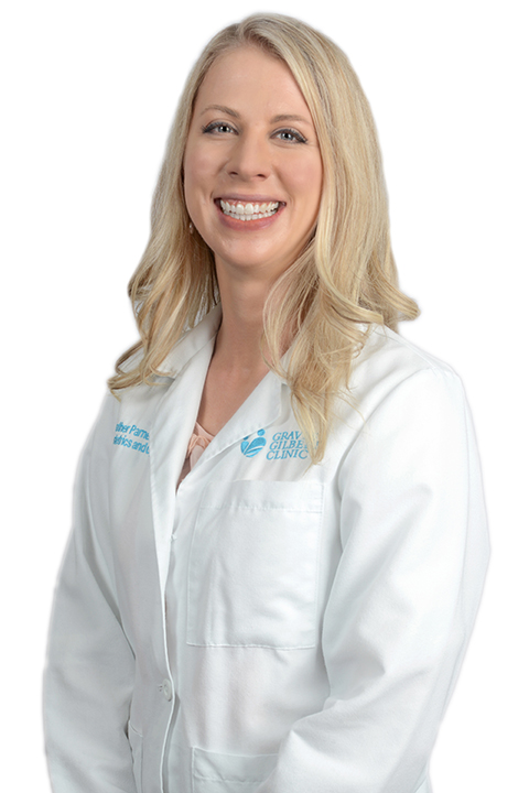 Heather Parnell, APRN, CNM