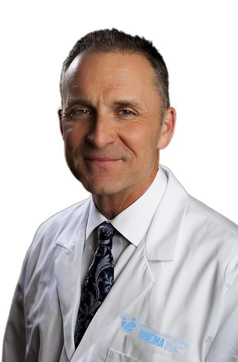 Dr. David Richards, M.D.